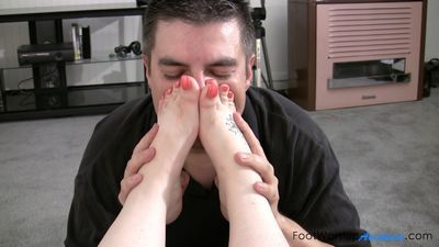 Foot Worship Amateurs free